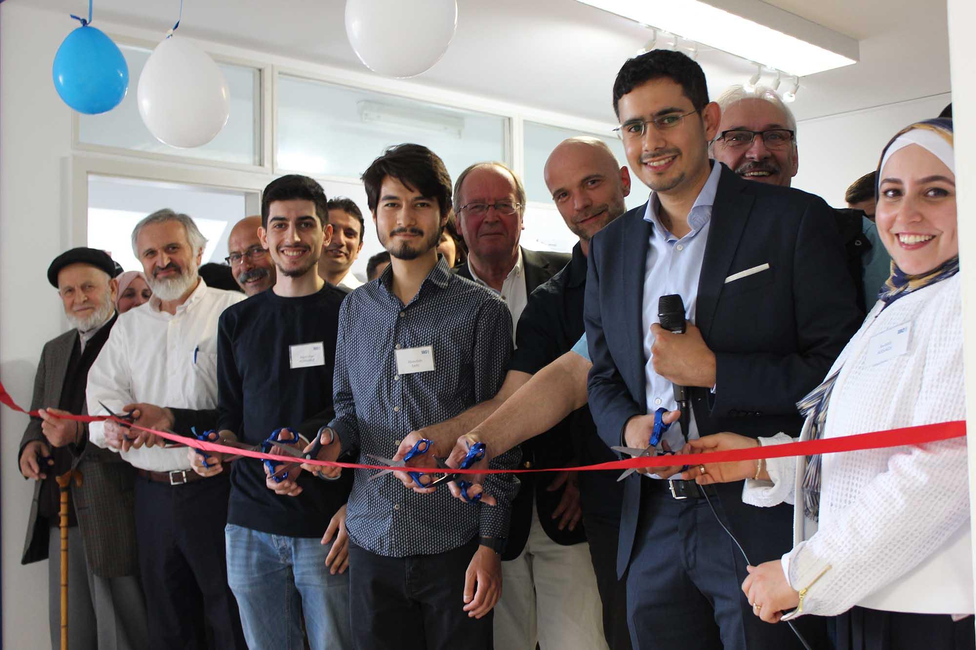 Eröffnung der Keepers Koordinationsstelle NRW.